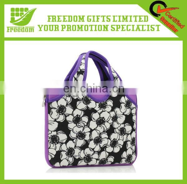 High Quality Flower Laptop Bag