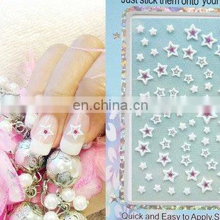 3D nail art sticker/nail sticker/nail decals