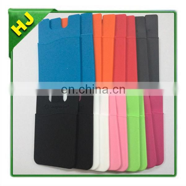 3m sticker silicone smart wallet,