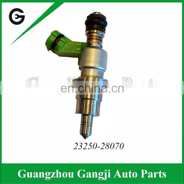 Good Condition Fuel Injector Nozzle OEM 23250-28070 for Toyot Avensis