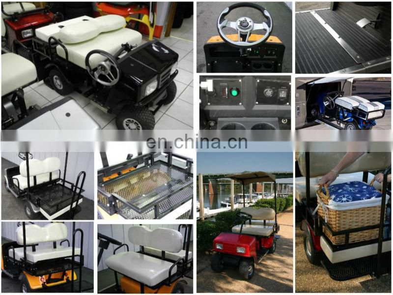 4 seater Electric powered Golf cart,utility vehicle,CE Approval