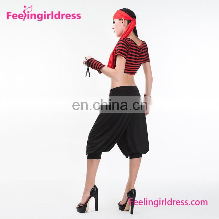 One Piece Pirate Costume Caribbean Carnival Costumes For Women