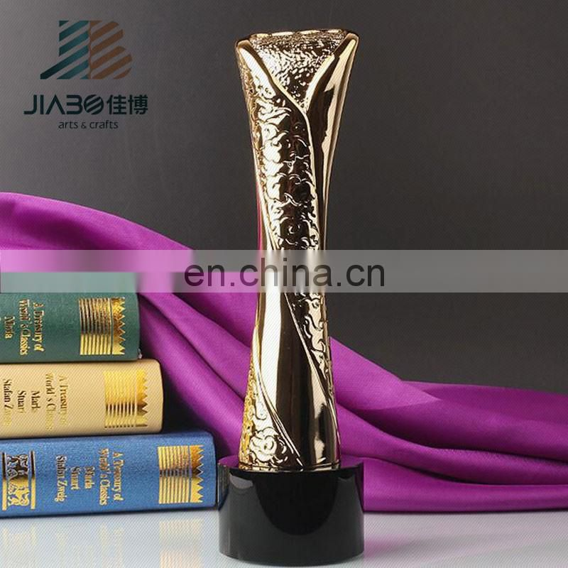 Jiabo custom made metal award funny beer trophy