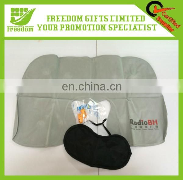 High Quality Inflatable Travel Pillow Set