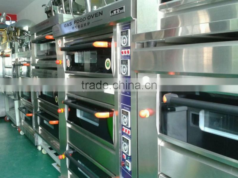Full-automatic baking oven,electrical baker,bakery oven (ZQF-2)