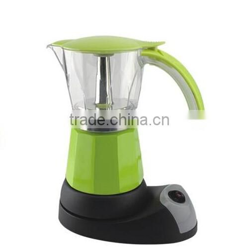 2015 hot sale moka pot