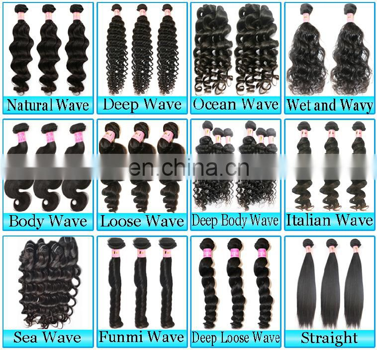 Top quality 8a grade Full Cuticle Preserved Unprocessed Curly Intact virgin brazilian water wave hair extensions