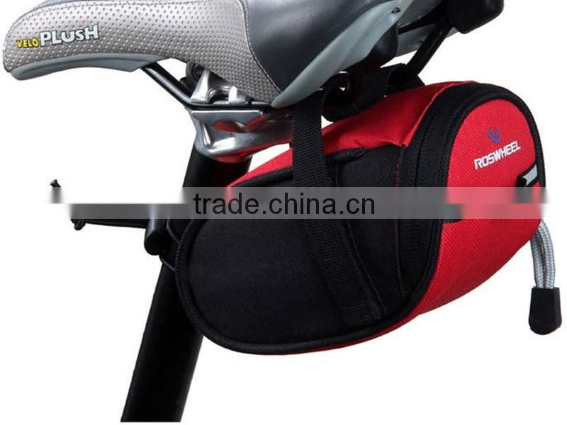 2016 Best Selling Outdoors Activities Bicycle Saddle Bag