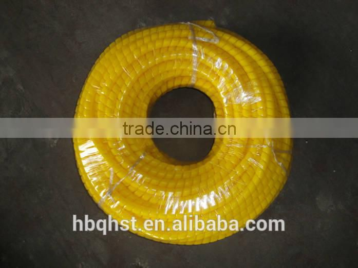 round surface flexible spiral hose guard made in china