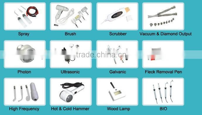 19 in 1 ipl wrinkle removal Permanent Hair Removal, Skin Rejuvenation, Beauty Skin Care Equipment