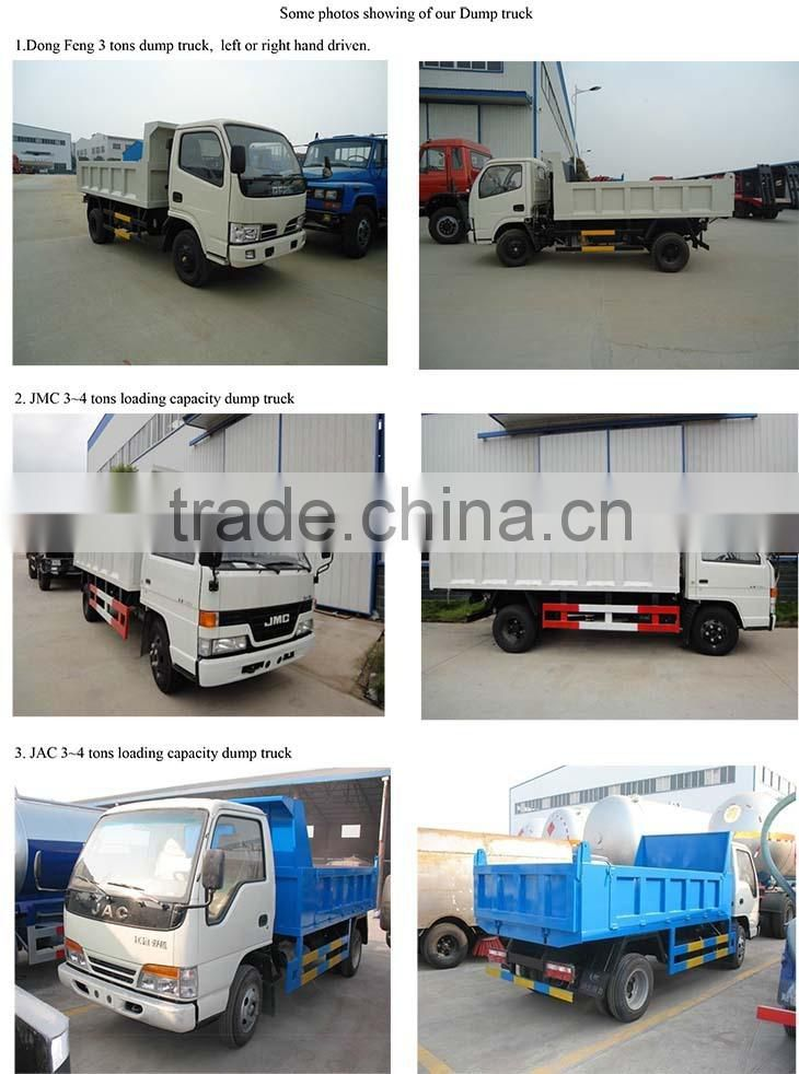 China truck manufacturer, dump truck lift hydraulic cylinder