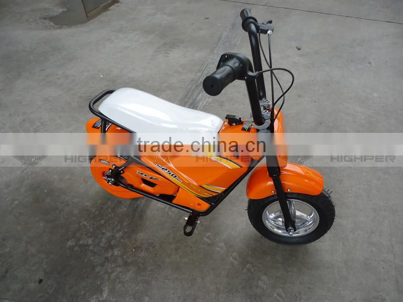 2015 High Quality 250W Electric Pocket Bike Car for Kids (HP108E-B)