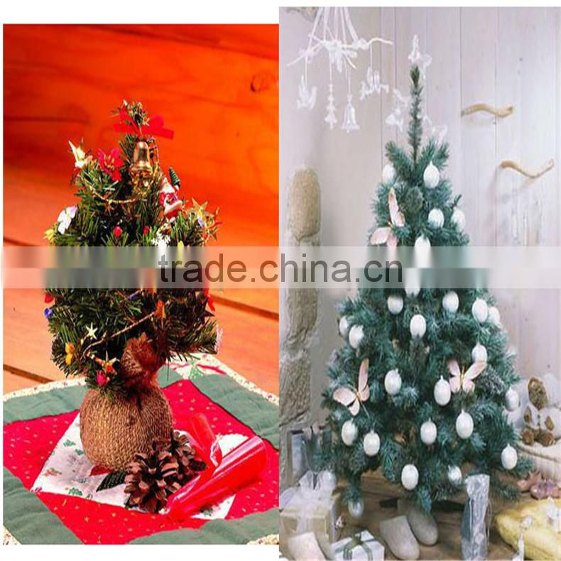 SJZJN 1519 Artificial Fake Pine Tree Made Christmas Tree/Decorative Christmas Tree