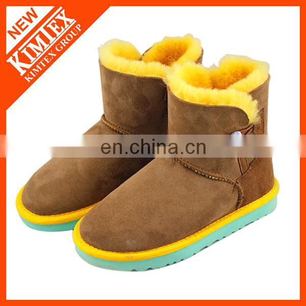 women's sheepskin winter boots