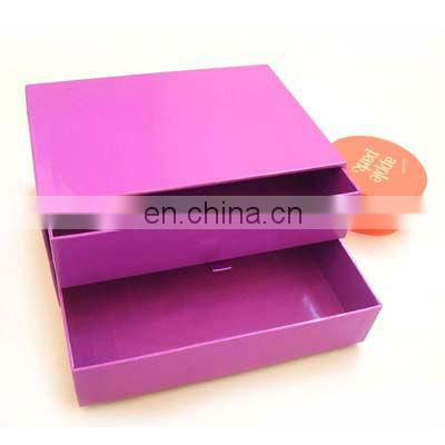 paper gift&packing color box