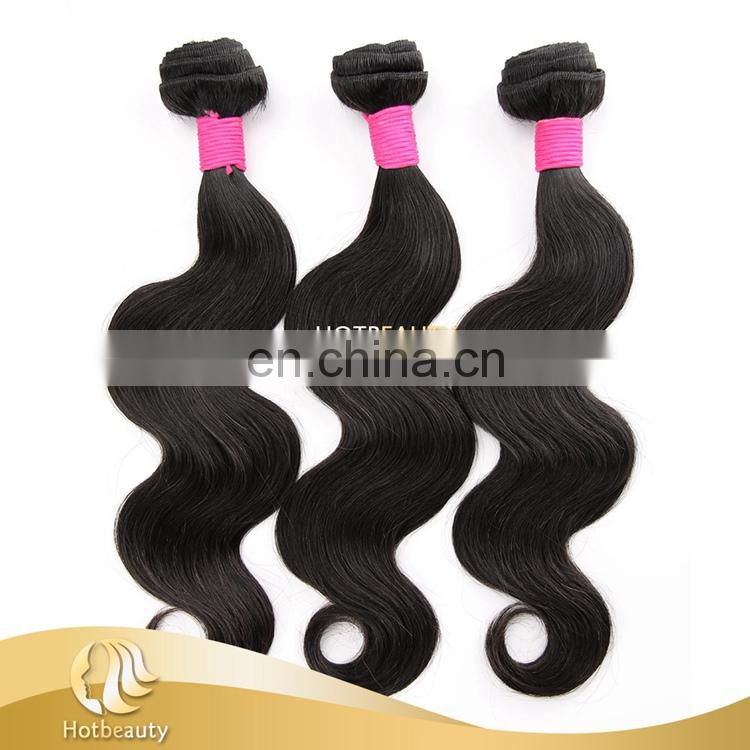 Straight, body wavy brazilian human hair virgin wholesale price hair