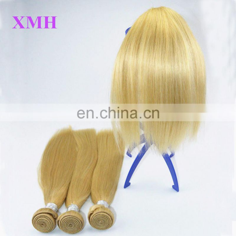 New Hair Products Virgin Remy European Blonde Hair Bundles