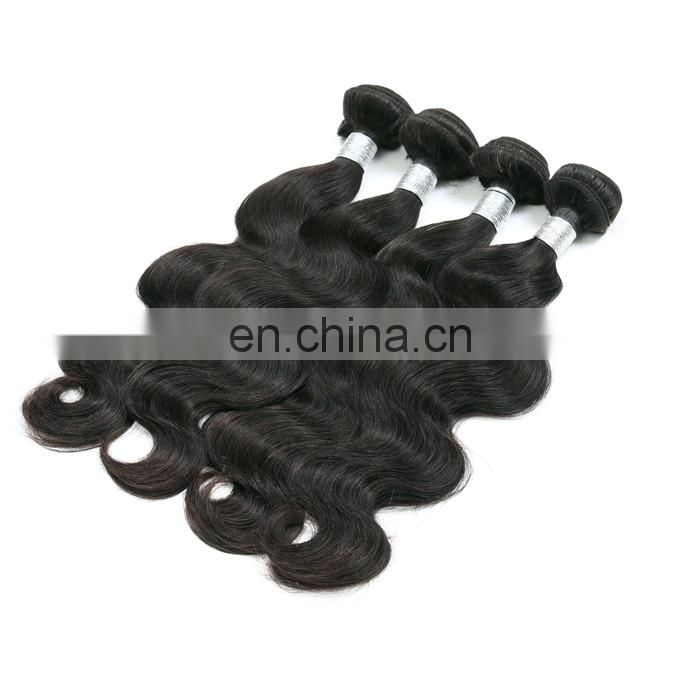 Alibaba wholesale virgin Brazilian hair extension full cuticle aligned human hairs