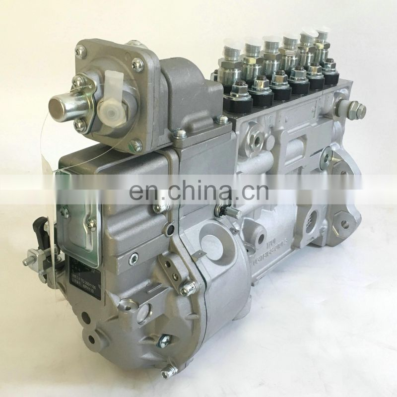 DCEC 6LTAA8.8 Engine Part Weifu Fuel Injection Pump 5260151 For Construction machinery