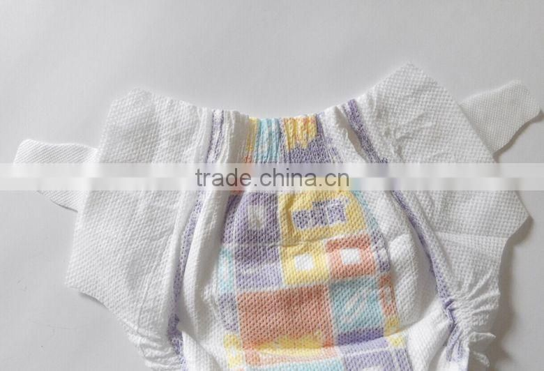 B grade adult diapers pads baby swim diapers nappies wet wipes sanitary napkin towel stock