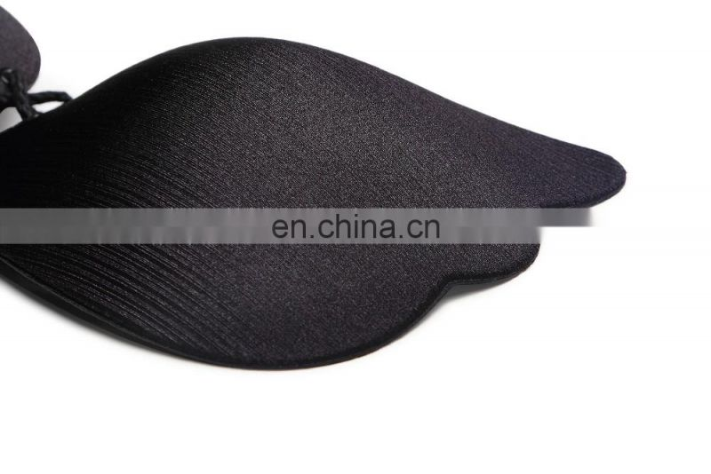 Front Closure Self-Adhesive Invisible backless strapless silicone bra