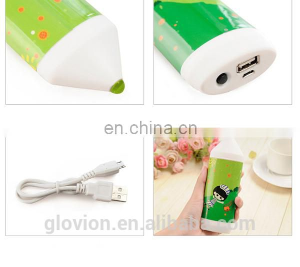 New design electric rechargeable hand warmer with power bank