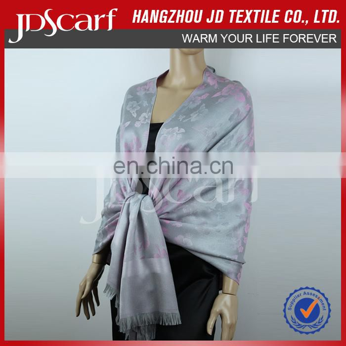 Factory direct new style spring winter sheer scarf