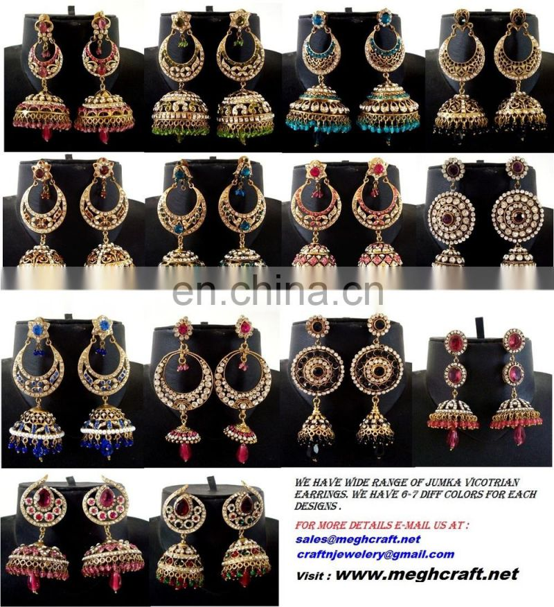 Indo western wholesale cuff bracelet-Indian party wear bangle bracelet set-wholesale beach wear costume bracelet