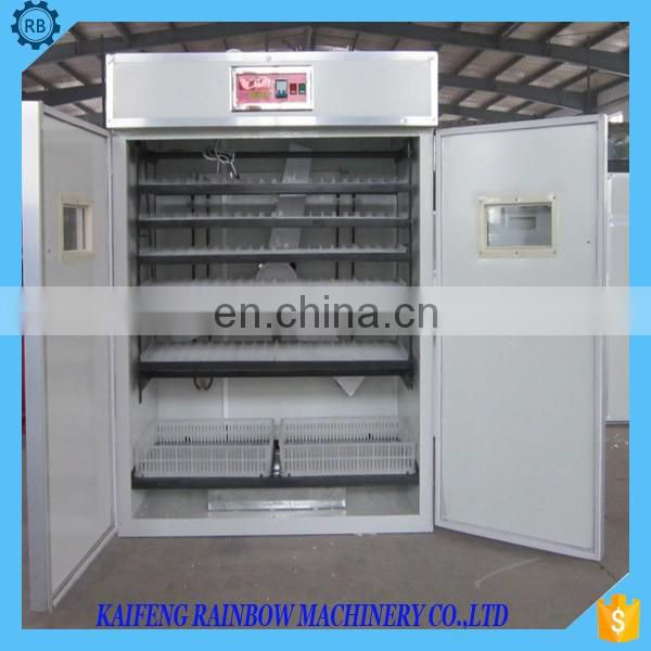 Long Service Good Quality Chicken Egg Hatch Machine/Chicken Egg Hatcher
