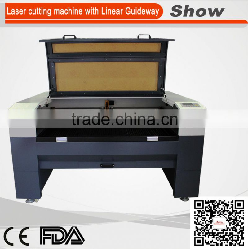 AZ-1612L used CO2 Laser Engraving and Cutting Machine For Small Business wood laser engraving machine