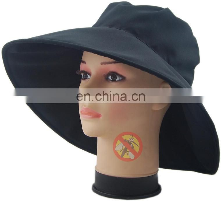UV hat,mosquito prevent hat,insect prevent,high technic hat,novel product