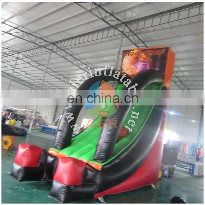 2016 Inflatable basketball hoops inflatable sport games for fun