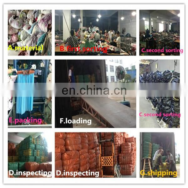 2017 china sorted used clothes for wholesale