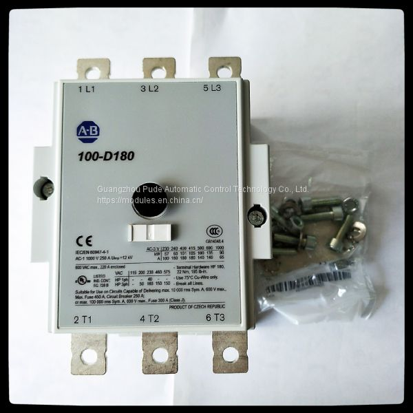 100-E265KD11 IEC 265 A Contactor of Contactor from China