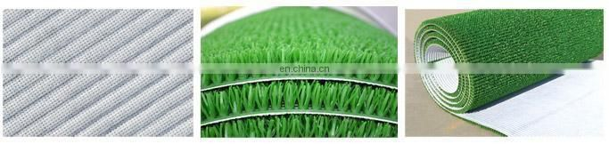PE Plastic Artificial Grass Lawn Mat, Gold Rushing Mat For Sale