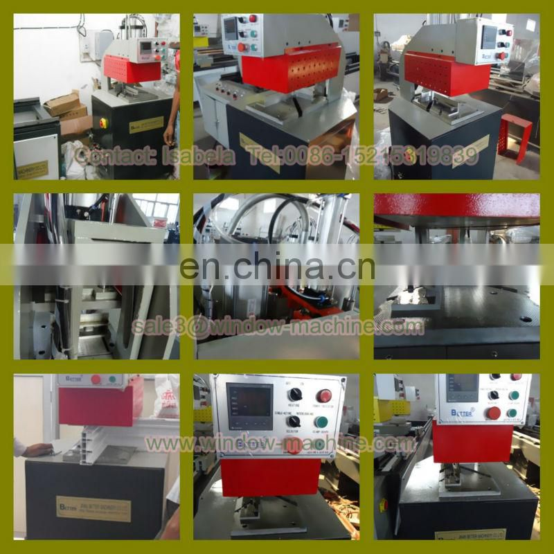PVC Door-Window single head variable-angle welding machine / PVC Single head welding machine