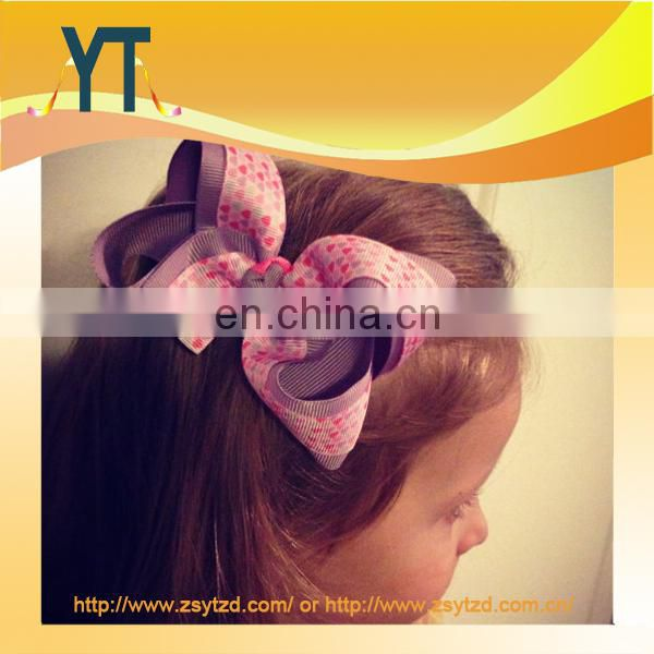 Hot Sale!Kawai Big Hair Bow/Barrette/Hair Pin