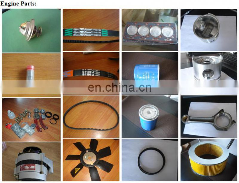 Construction machine engine parts for sale