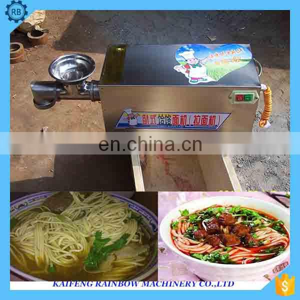 high quality ramen noodle making machine