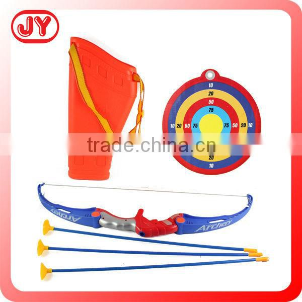 Toy bow and arrow play set for kids