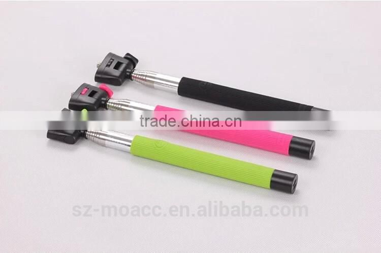 colorful mini wireless bluetooth monopod
