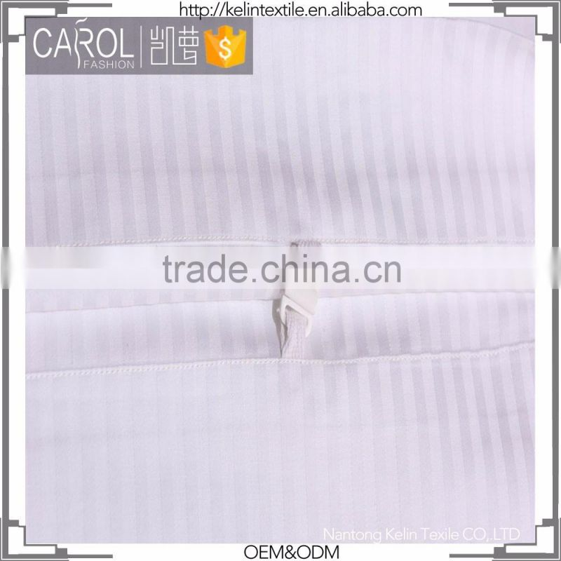 0.5cm 1cm 3cm stripe fabric hotel use home use cotton fabric