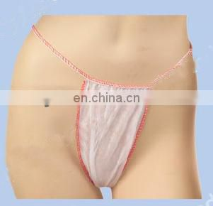 PP Nonwoven Brief/Disposable boxer