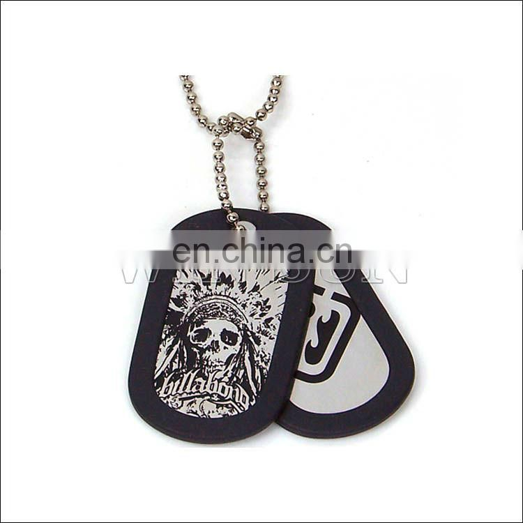 adonized dog tag