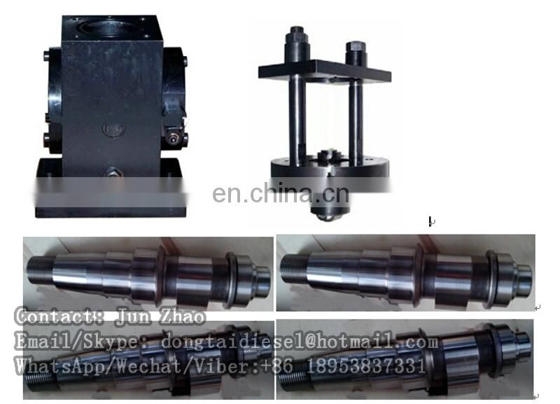 HOT SALE EUI/EUP TESTER WITH CAM BOX 13mm Camshaft Assembly