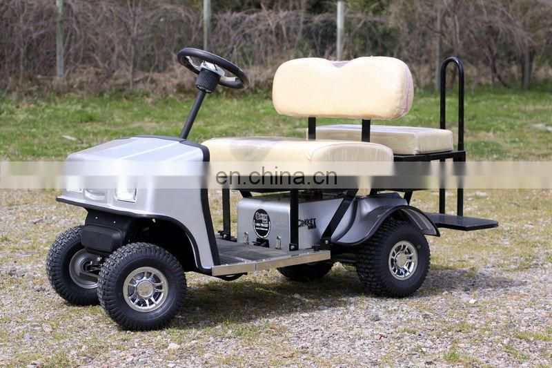 Brand new 4 seater golf Golf Cart curtis controller electric vehicle for sale!