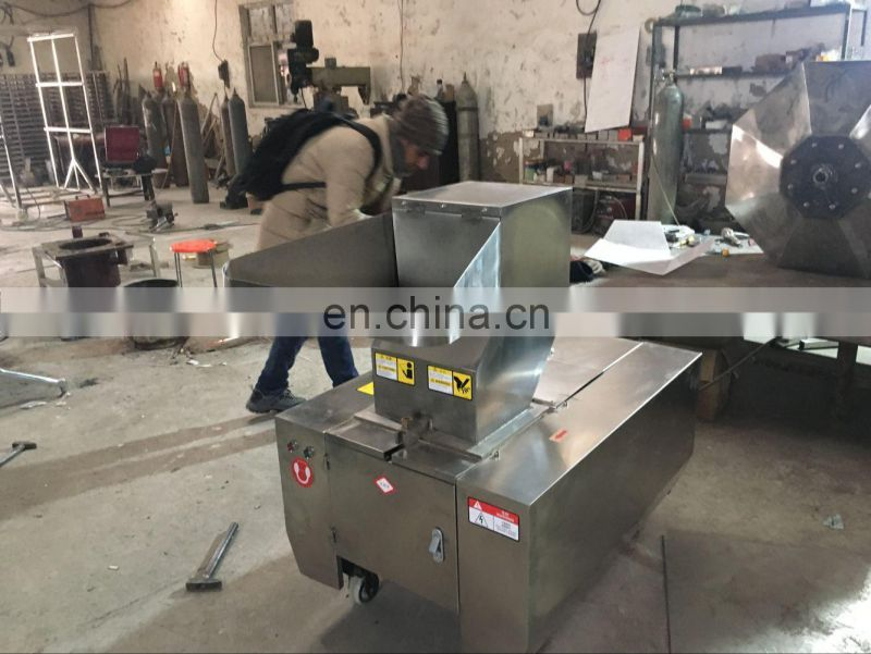 Chicken bone crusher machine | poultry bone grinder | frozen meat crushing machine with best price