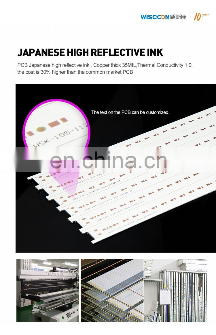 SKD LED light source PC cover and driver T5 T8 led tube light