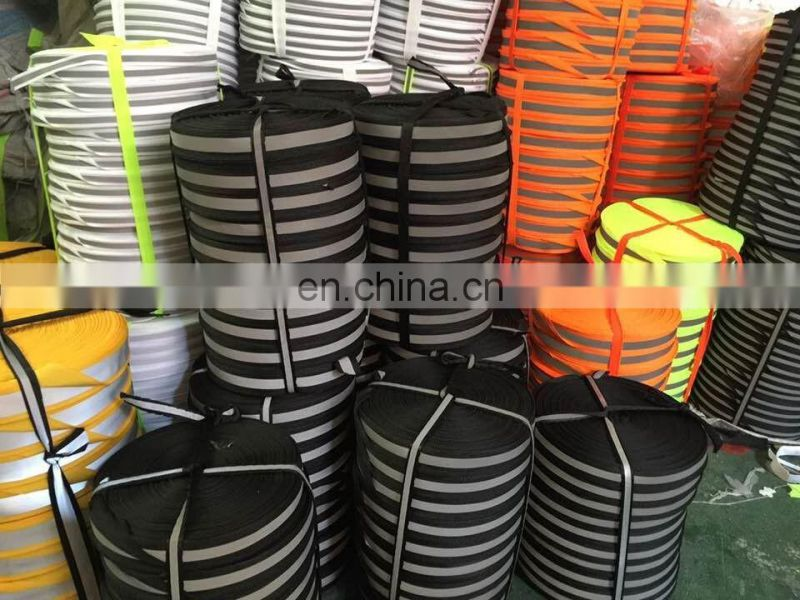 high quality hot sale printable caution webbing belt