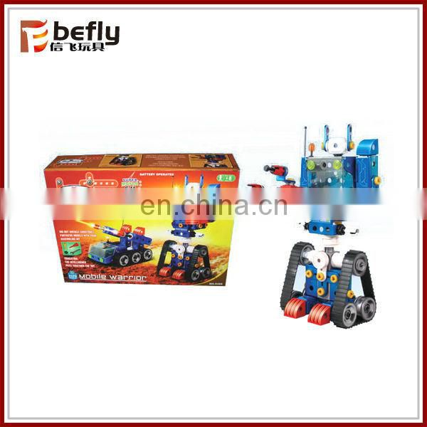 Kids electric robot toy for promotion